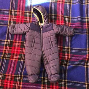 Carters snow suit